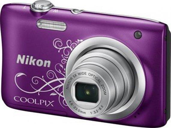 Nikon COOLPIX A100 - fotoaparát 20Mpx, 5xzoom, SDXC