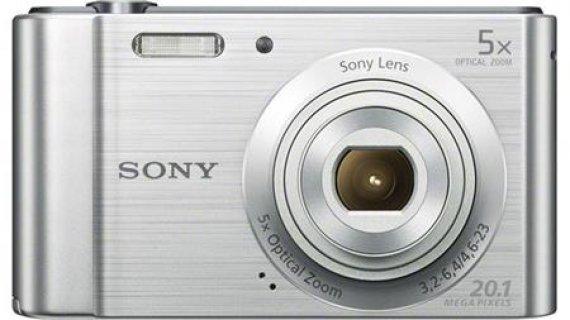 Sony Cyber-Shot DSC-W800 - fotoaparát 20,1 Mpx