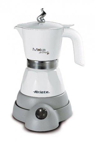 ARIETE 1358/10 - moka kávovar, bílý
