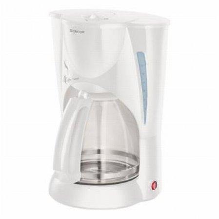 Sencor SCE 5000WH - kávovar 2,1l, bílý