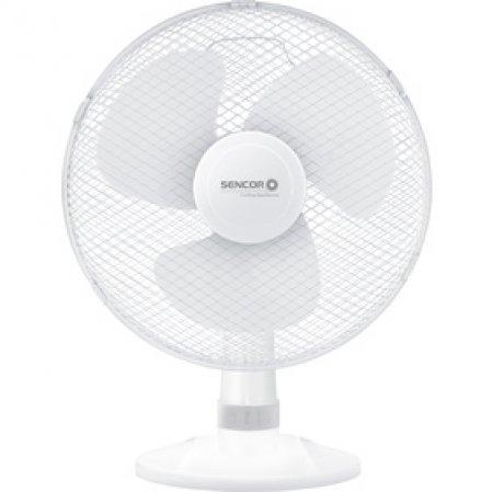 Sencor SFE 3020WH stolní ventilátor