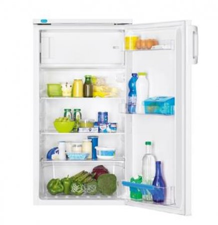 Zanussi ZRA17800WA - chladnička, 172l/18l, 40dB, 1x kompresor