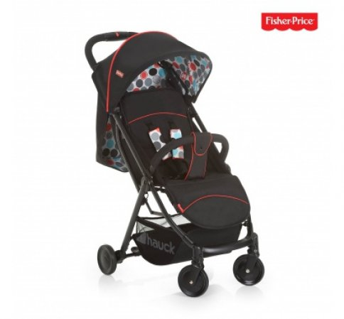 Fisher-Price Hauck Rio Plus 2018 gumball black