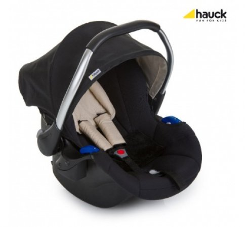 Hauck Comfort Fix 2018 black