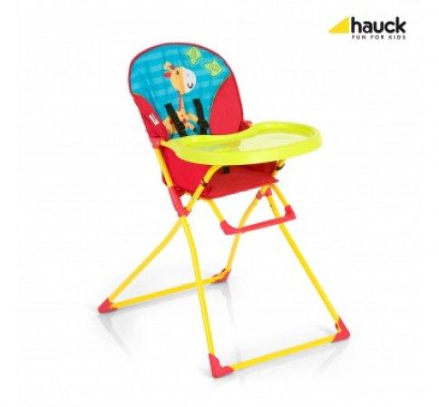 Hauck Mac Baby 2018 jídelní židlička jungle fun