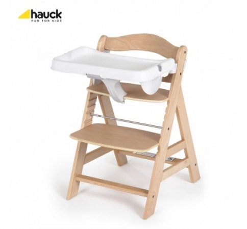 Hauck Alpha Tray 2018 pultík k židličce