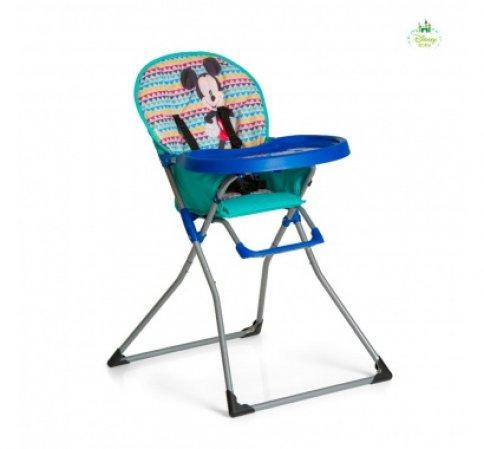 Hauck Disney Mac Baby 2018 jídelní židlička mickey geo blue