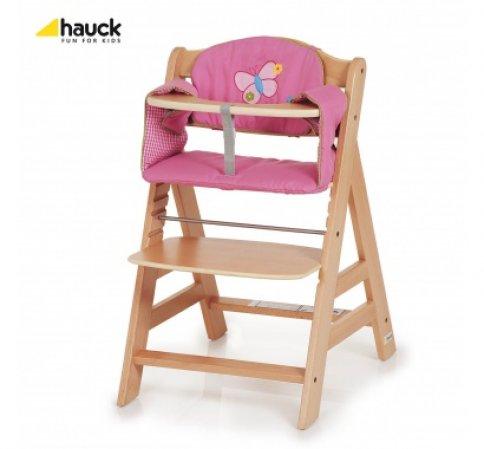 Hauck Potah DeLuxe 2016 na jídelní židličku butterfly