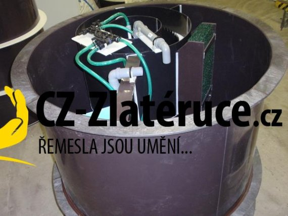 Instalace čističek/nádrží na vodu - rezervační voucher
