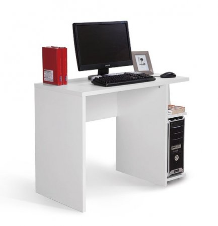 Stůl počítačový dětský bílý HAPPY PC STO 490409