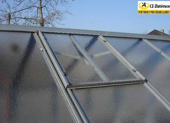 Střešní okno Hobby H4 - bez výplně
