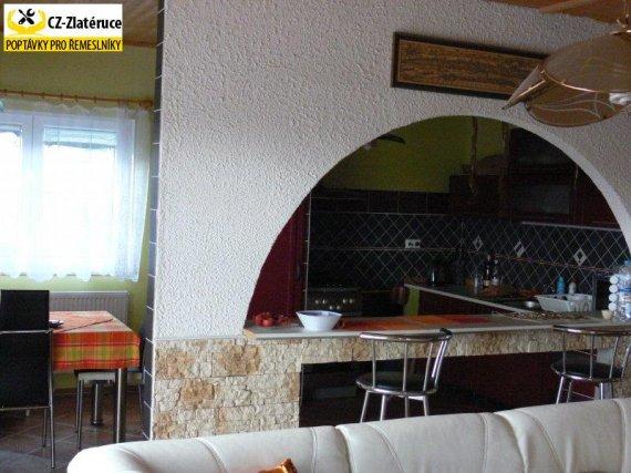 Barové a kuchyňské oblouky - rezervační voucher