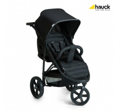 Hauck Rapid 3 2018 caviar/black