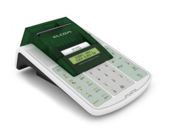Tlačítková EET pokladna Euro-50TEi