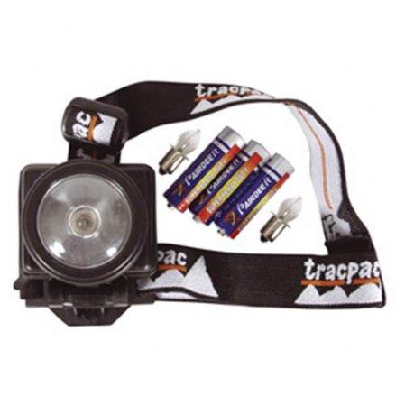 Svítilna čelová TRACPAC velká sportovní 3cm