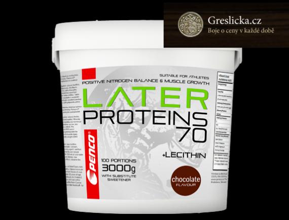 Proteinový nápoj LATER PROTEIN 70 Čokoláda