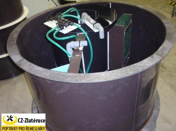 Čistírna (1-6 osob) odpadních vod EK-S4