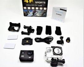 GoPro 4K Ultra HD DV kamera / WIFi / Vodotěsné 30 m / Aplikace pro Android a iOs