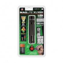 Svítilna MAGLED XL 100 s 5 funkcí ČERNÁ