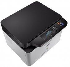Samsung SL-C480/SEE - Barevná multifunkční laserová tiskárna, A4