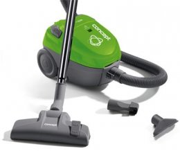 CONCEPT - VP-8031 Sáčkový vysavač zelený 1200 W