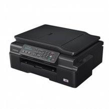 Brother MFC-J200 (tisk,kopírka, skener, fax,ADF),USB+WiFi