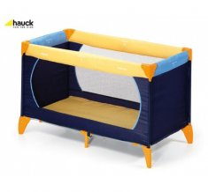 Hauck Dream´n Play 2018 yellow/blue/navy