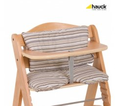 Hauck Potah 2018 na židličku Alpha multi beige